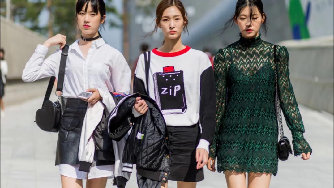 Fashion Trends - Korean fashion trends - title