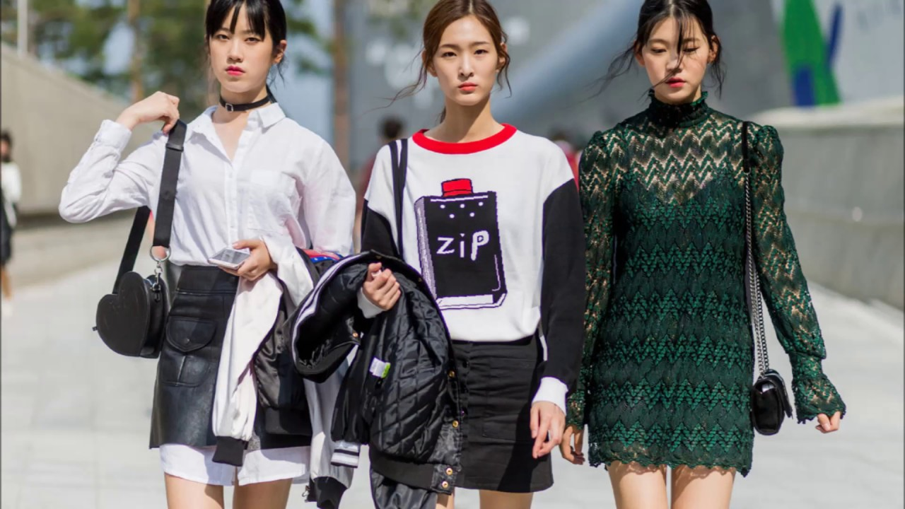 Fashion Trends - Korean fashion trends - title
