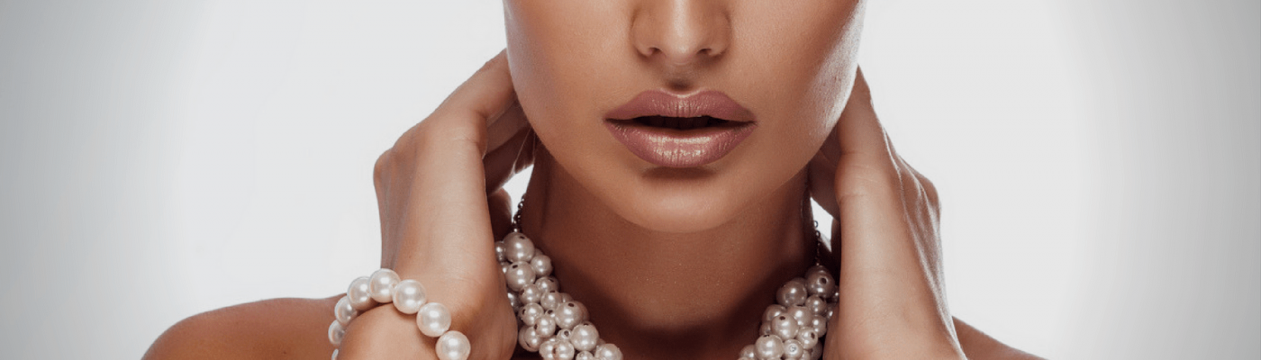 Fashion Trends - Pearls are considered a luxury accessory - title