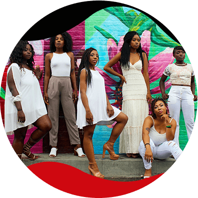 Fashion Trends- Creatw the best outfits with the best colors for brown skin- women in white
