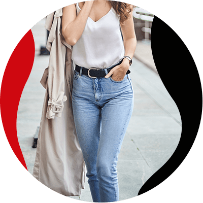 Fashion Trends- Learn to combine your fashionable jeans with the following tips- show up your dreams