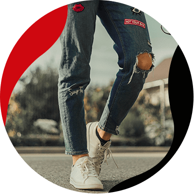 Fashion Trends- Learn to combine your fashionable jeans with the following tips- sporty look