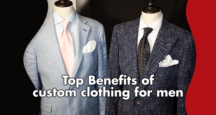 Fashion Trends - clothing for men - title