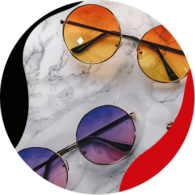 Fashion Trends- a style full of freefom the boho chic style and how to wear it- round lenses