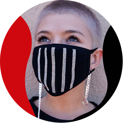 FashionTrends-Discover-the-most-fashionable-facemasks-for-Masks-with-jewelry-appliques.