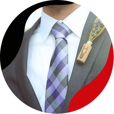 FashionTrends-How men can take advantage of ties just by following a few rules-Keep the knot tight