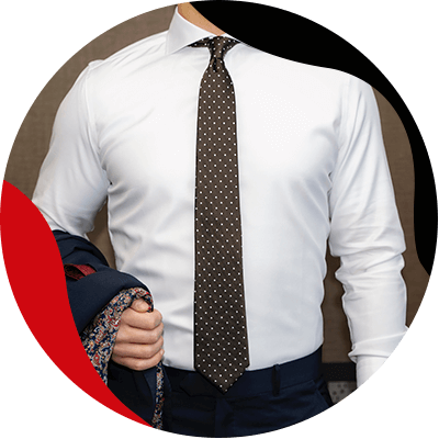 FashionTrends-How men can take advantage of ties just by following a few rules-Take into account the shape of your body