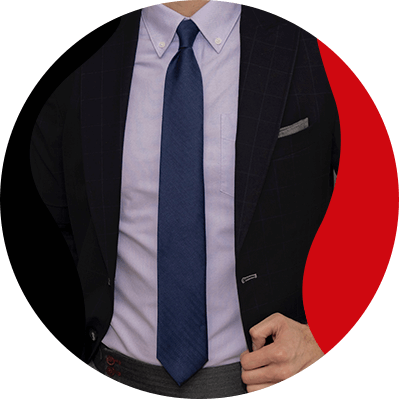 FashionTrends-How men can take advantage of ties just by following a few rules-When buying a tie...