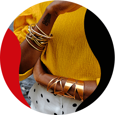 Fashion Trnds and Style- how to add luxury jewelry to any outfit without overdoing- basic look