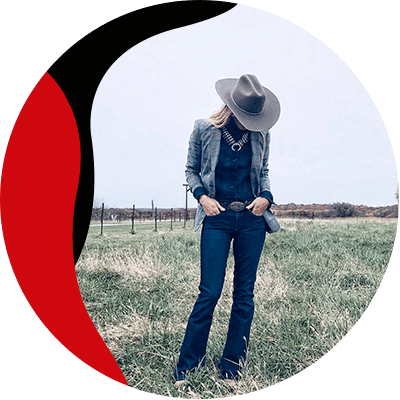 FashionTrends-How to wear cowboy fashion and not die trying-Wear a traditional denim look