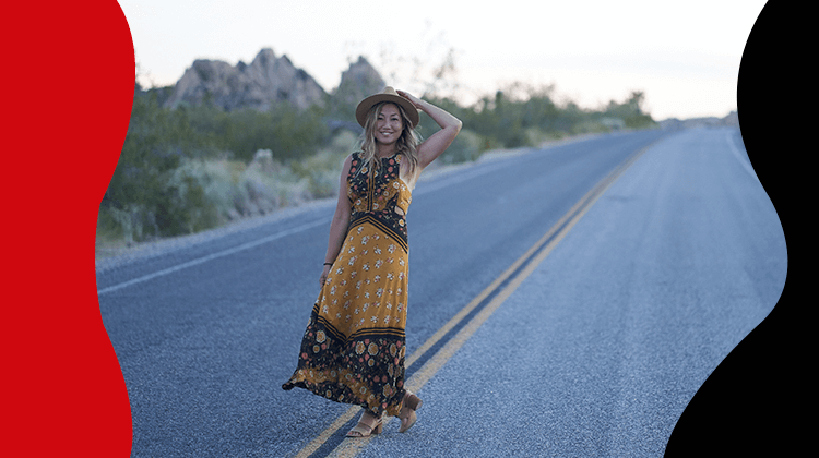 Fashion Trends- a style full of freefom the boho chic style and how to wear it- banner