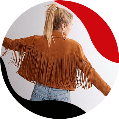 FashionTrends-The most popular coats for women in 2021-Fringed coats