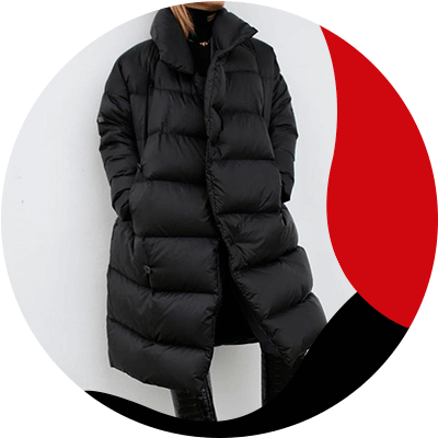 FashionTrends-The most popular coats for women in 2021-Padded coats