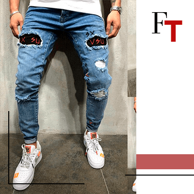 FashionTrends-05 Classy Summer Festival Outfit Ideas That YouÔÇÖll Love-Ripped Jeans