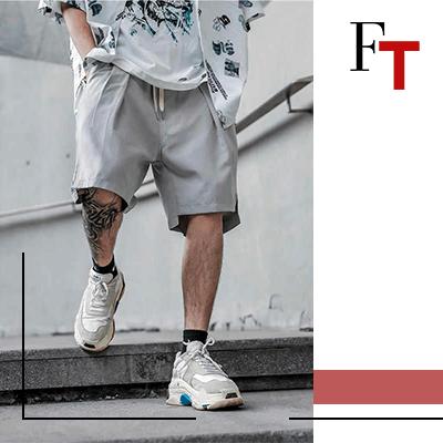 FashionTrends-Here Are 12 Stylish Harem Shorts You Must Own This Summer-11-Oversized Harem Shorts