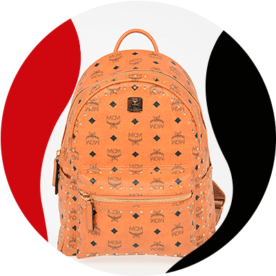 FashionTrends-Learn how to easily combine your leather backpacks-Printed leather backpacks