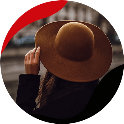 FashionTrends-The best way to wear your favorite hats-Choose the ideal hat for you