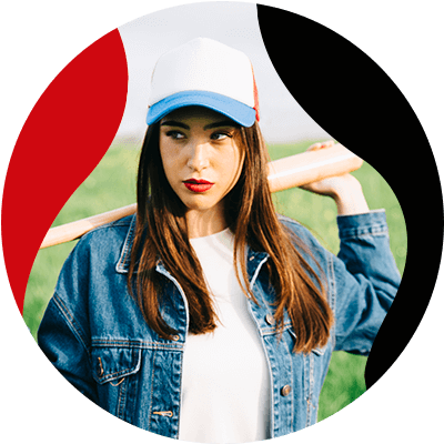 FashionTrends-The perfect cap for the perfect face Learn to easily combine your caps-What_s the best cap for your face type