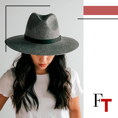 Fashion Trends and Style -Hats - Wide brim