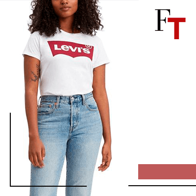 Fashion Trends and Style - levis - Logo t-shirts