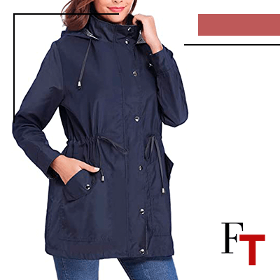 Fashion Trends and Style - levis - Raincoats