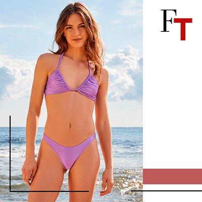 Fashion Trends and Style- Wear your bikini - a new trend