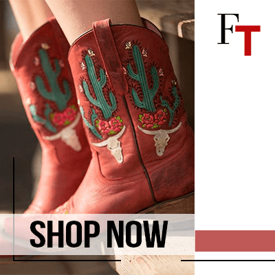 Fashion Trends and Style - Cowboy boots- Ankle cowboy boots