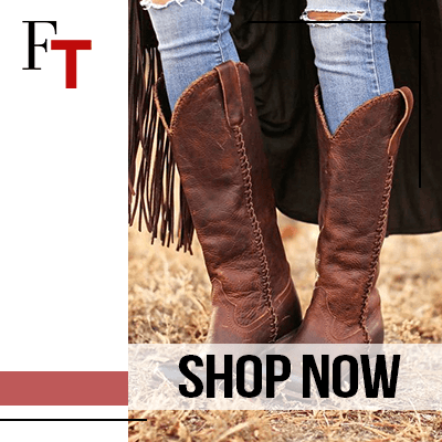 Fashion Trends and Style - Cowboy boots- With shorts
