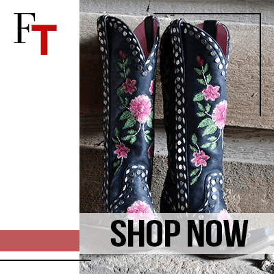 Fashion Trends and Style - Cowboy boots- cowboy boots