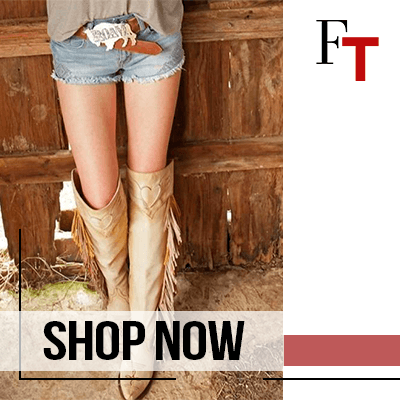 Fashion Trends and Style - Cowboy boots- to go to work