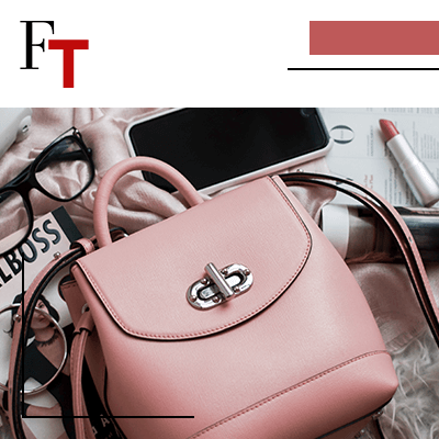 Fashion Trends and Style - Bags - Pink Bag