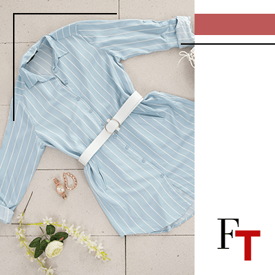 Fahion trends and Style - Dress - Open shirts