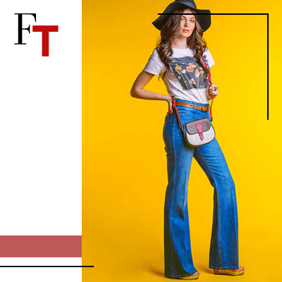 Fashion Trends and Style - for flared pants - Flared denim