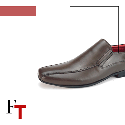 Fashion Trends USA - Best shoes - Flat toe derby