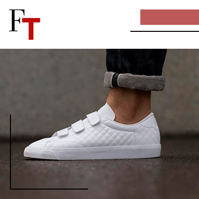 Fashion Trends USA - Best shoes - Velcro tennis