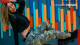 Fashion Trends and Style - military look - banner