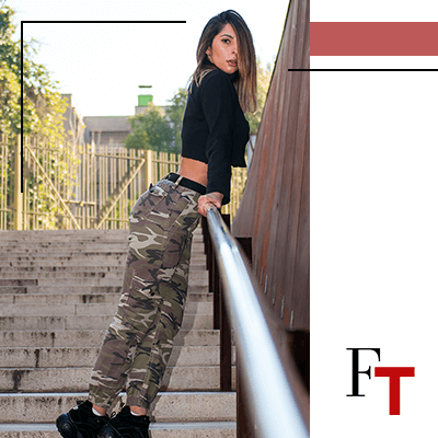 Fashion Trends and Style - military look - create a military look