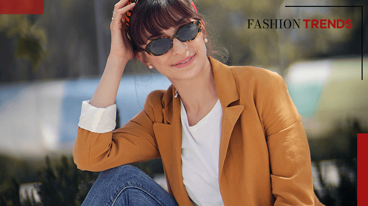 Fashion Trends and Stylw - Blazer - Banner