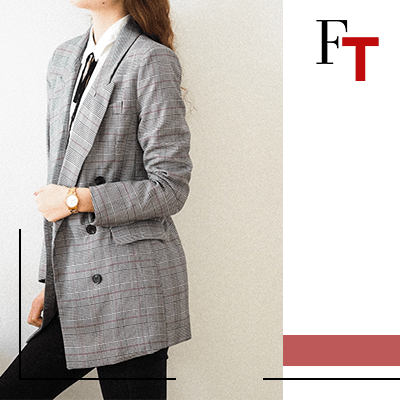 Fashion Trends and Stylw - Blazer - Sleeves
