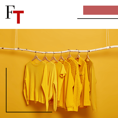 Fashion Trends and Style - Illuminating Yellow and Ultimate Gray - Dynamism and energy