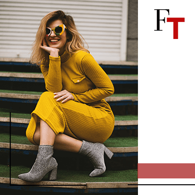 Fashion Trends and Style - Illuminating Yellow and Ultimate Gray - Together