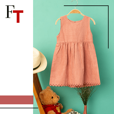 Fashion Trends And Style-Must-have fashionable clothes for little girls-Dresses