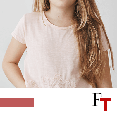Fashion Trends and Style - Must-have fashionable clothes for little girls-T-shirts