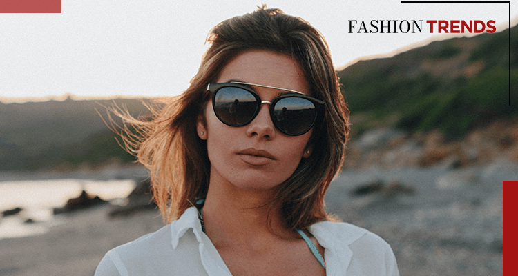 Fashion trends and Style- sunglasses - Banner