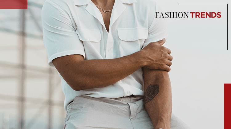Fashion Trends and style - men's fashion - banner