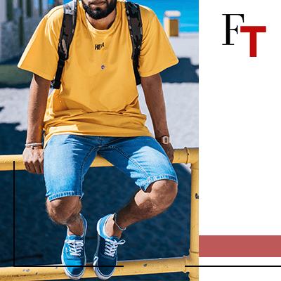 Fashion Trends and style - men's fashion - Midi bermuda
