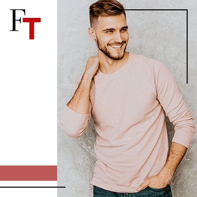 Fashion Trends and style - men's fashion - Pastel shades