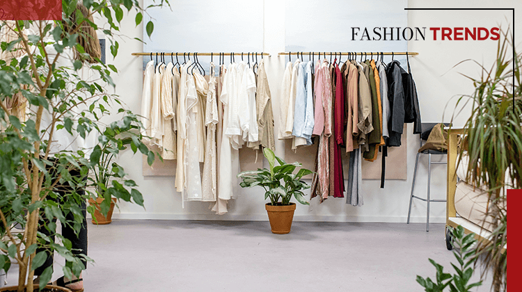 Fashion Trends and Style - Sustainable fashion - Banner