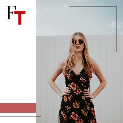 Fashion Trends and Style -Een bloemrijke jurk zal ons nooit in de steek laten, zomerlooks