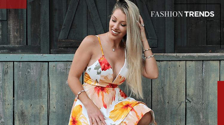 Fashion Trends and Style - summer - Banner